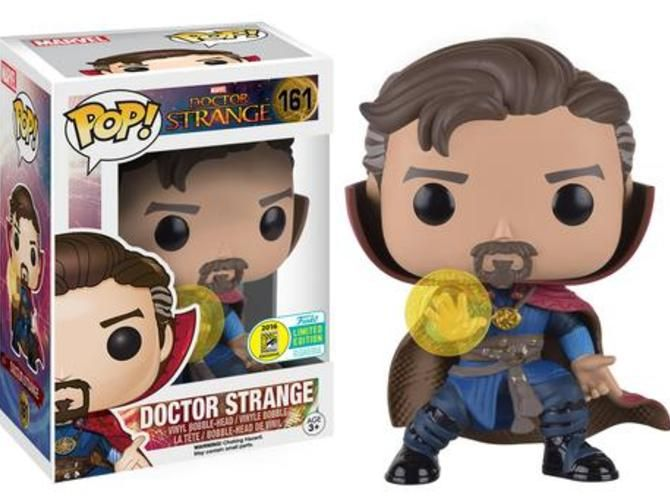 Benedict Cumberbatch gets his own Doctor Strange Funko toy!