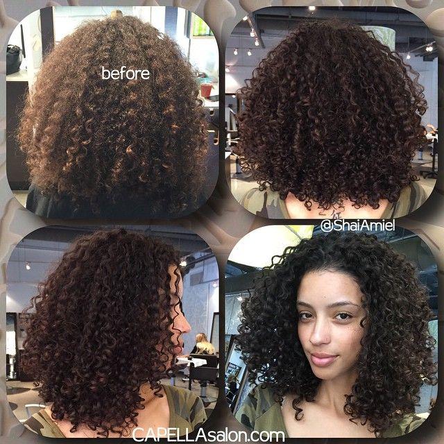 hair by Shai Amiel for Christina Santini AKA Santini Houdini