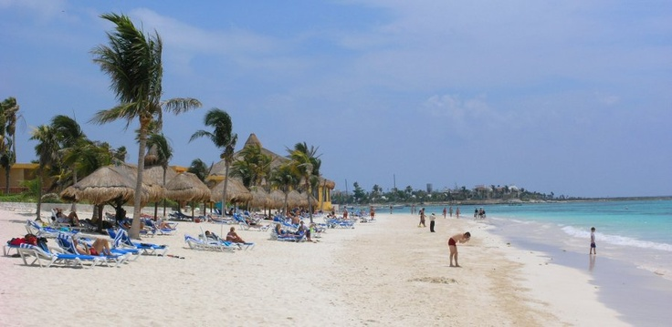 $75 per person per night at the Akumal Beach Resort, all inclusive in May & June!