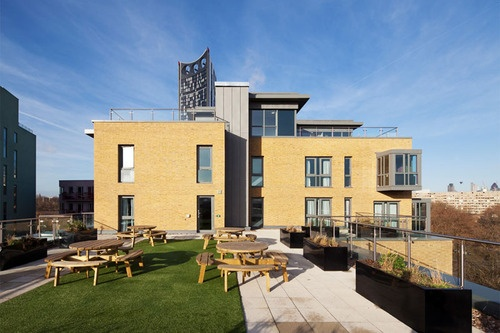 Student #Accommodation in London