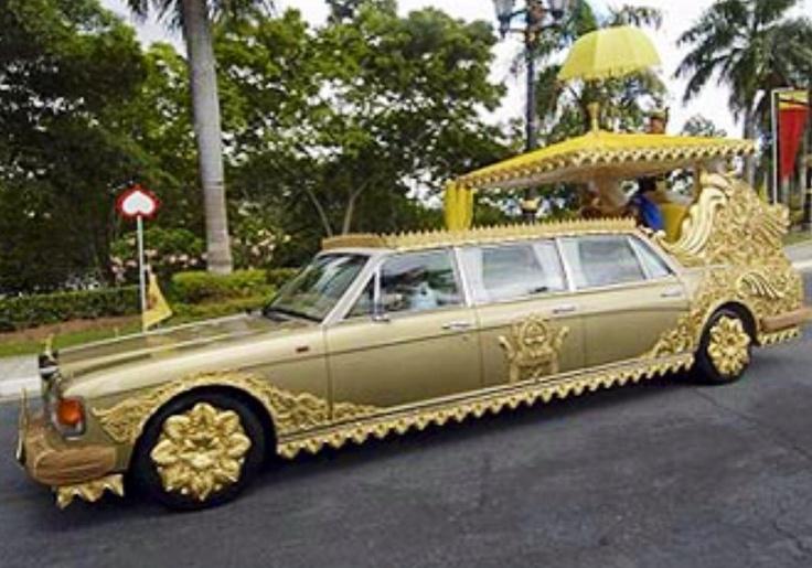 Meet Brunei's Sultan Hassanal Bolkiah one of the world's richest men