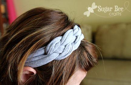 10 Headbands You'll Love to Make