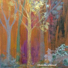 Gilded Tree - Robin Maria Pedrero