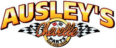 Ausley's Chevelle Parts Logo
