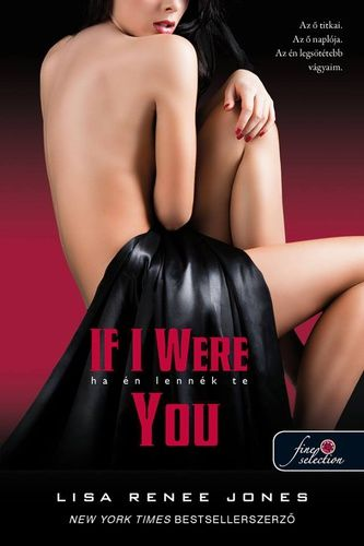 Edi 'S Reading - Books Make You Happy: Cover Reveal - Borító leleplezés : If I Were You ...