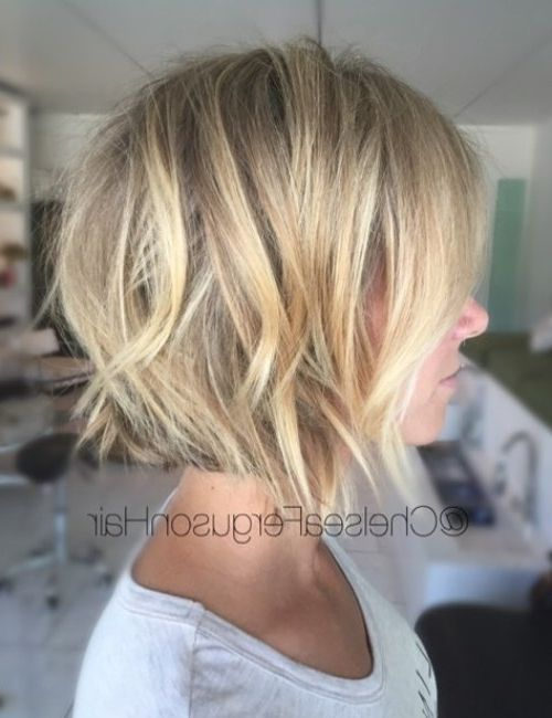 50 Mind-Blowing Simple Short Hairstyles for Fine Hair 2019,   Thin hair is not a…