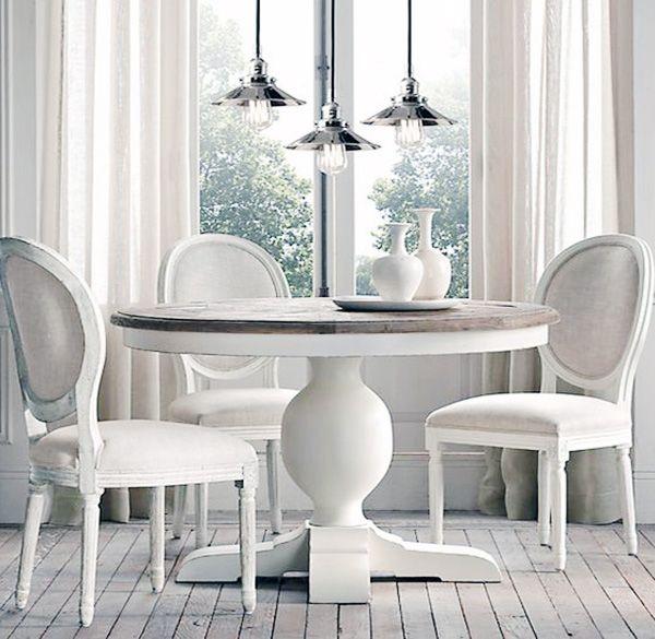 Best 25+ White round dining table ideas on Pinterest | Round ...