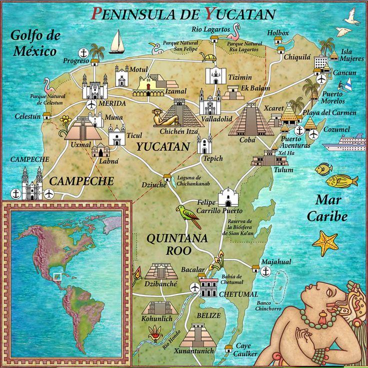 ¡¡¡Me faltan algunos lugares que debo ir en Yucatán pero sin duda hermoso también!!!