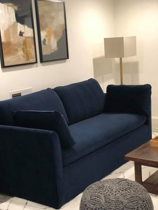 buy sofa bed new york leather scuff repair kit oneira tidal blue sofas article modern mid century and
