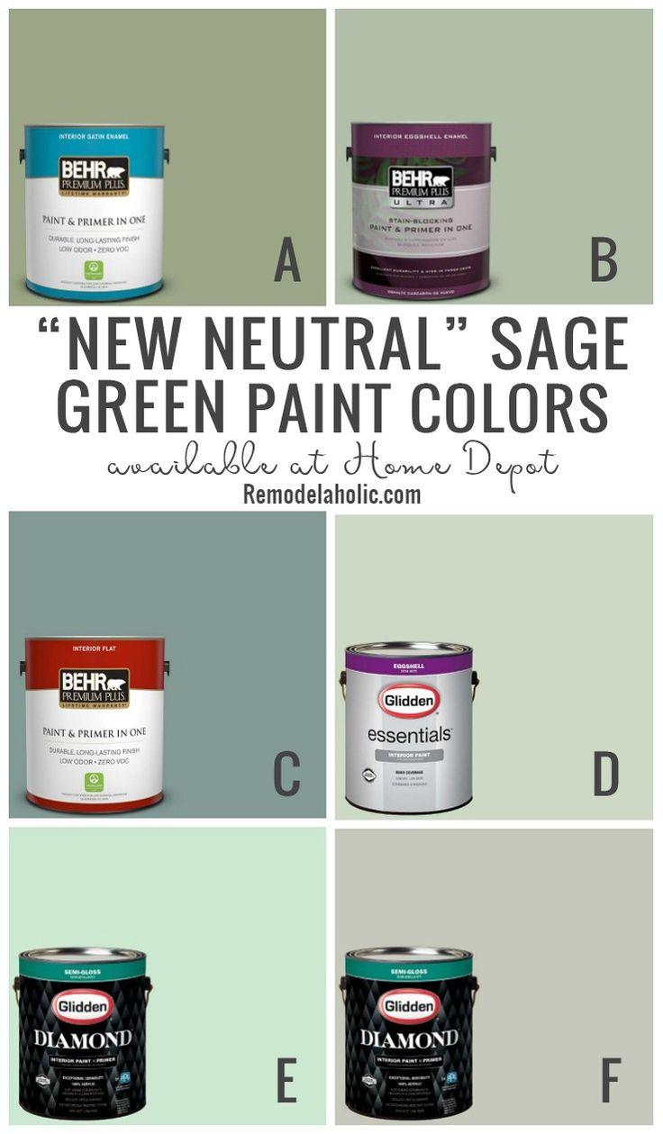 the 25  best sage green paint ideas on pinterest
