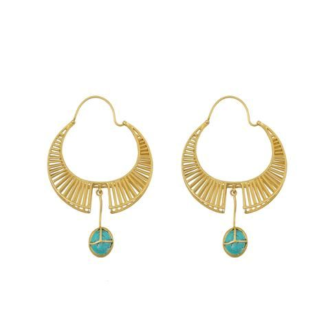 Balko Earings                 $190.00 USD  Perfect for the summer these earrings will add glamour to any outfit.