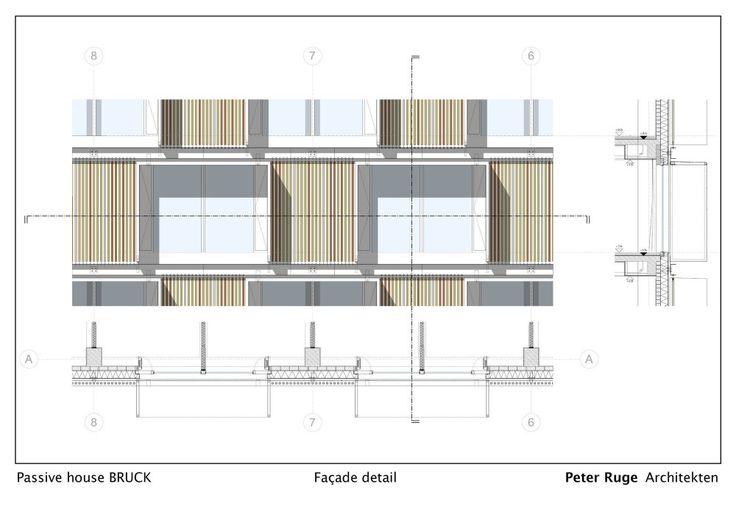 "Passive House ""Bruck"" / Peter Ruge Architekten"