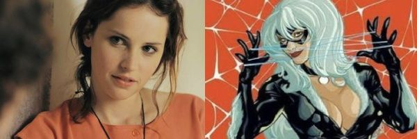 Felicity Jones Confirms Black Cat Role In 'The Amazing Spider-Man 2'?