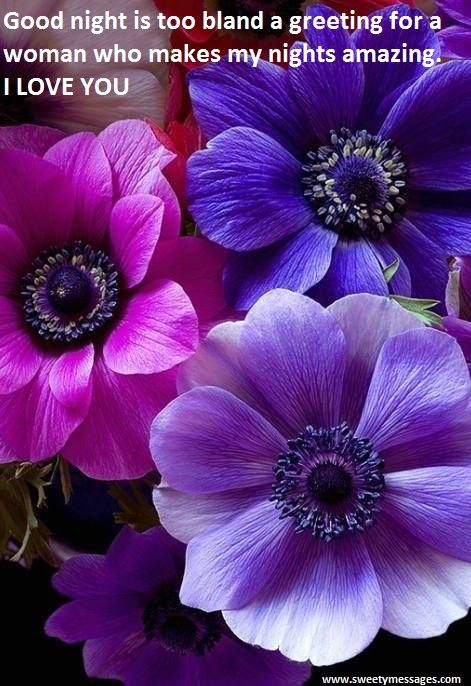 1000+ ideas about Romantic Good Night Messages on Pinterest | Romantic ...