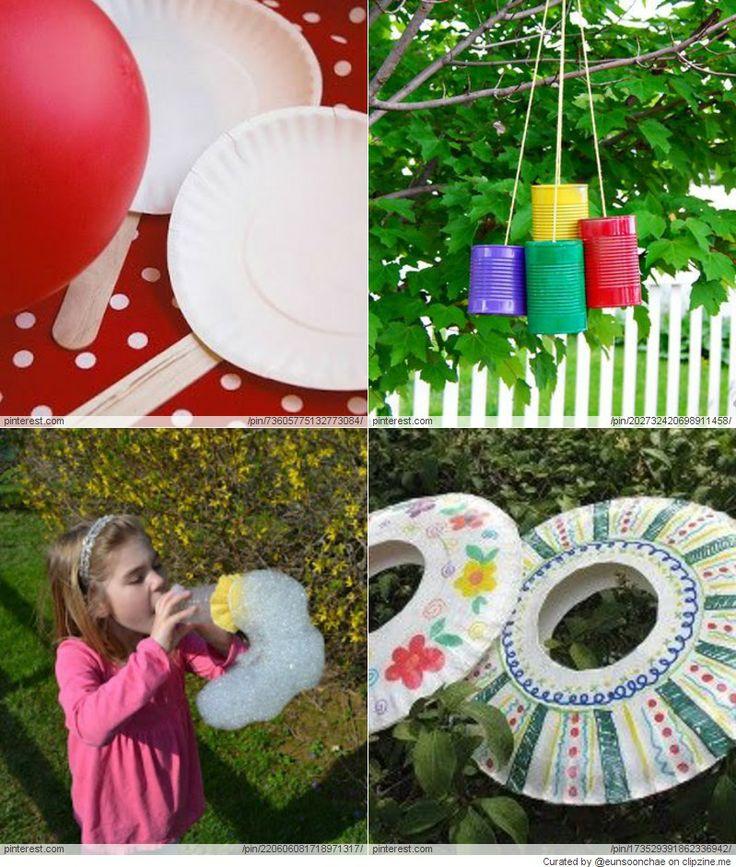 Summer Camp Craft Ideas for Kids