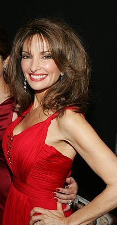 """Susan Victoria Lucci : American actress, television host, author and entrepreneur, best known for portraying Erica Kane on the ABC daytime drama All My Children. The character is considered an icon,[1][2][3][4][5][6] and Lucci has been called """"Daytime's Leading Lady"""" by TV Guide, with New York Times and Los Angeles Times citing her as the highest-paid actor in daytime television."""