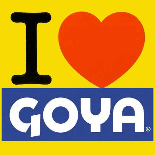 You know you're Puertorican because,  Basically every meal included at least one Goya product when you were growing up. And it's still does !! WEPA!!