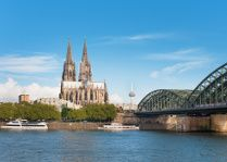 Städtereise Köln mittendrin mit Wellnessbereich & Pool