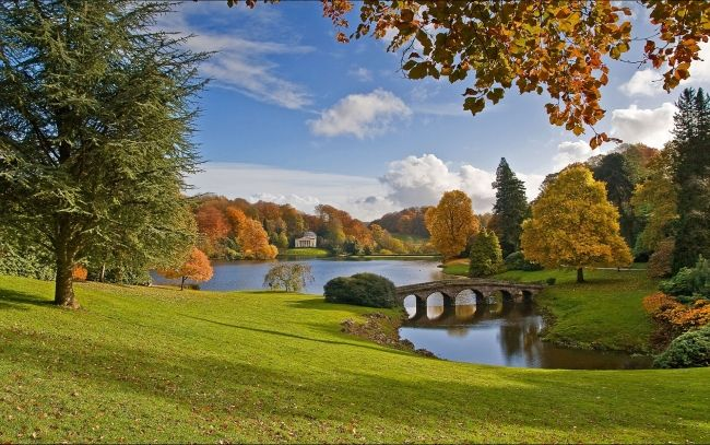 Stourhead garden Wallpapers Pictures Photos Images