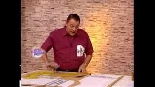 Hermenegildo Zampar - Bienvenidas TV - Explica el Cuello Camisero.
