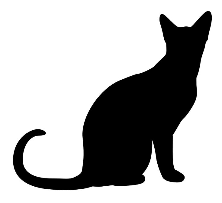 cat silhouettes free 15 cat silhouette vector free cliparts that you can download to - Black Cat Silhouette Halloween