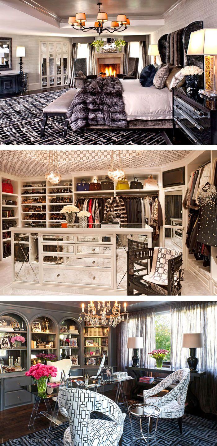 Por dentro da mansão Kardashian - My Lifestyle