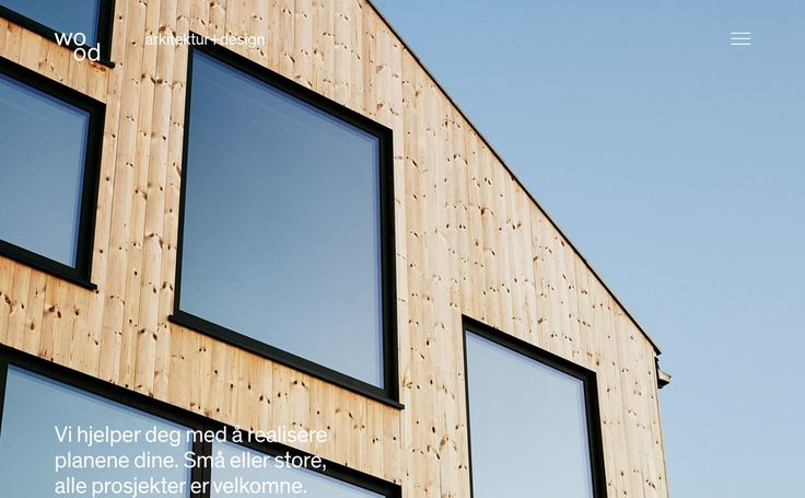 Hjem | wood arkitekturdesign