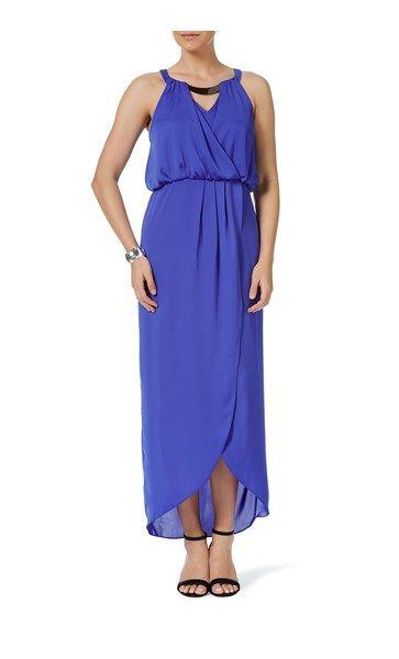 Table eight maxi dress