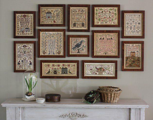 "Blackbird Designs "" Abecedarian Series"""