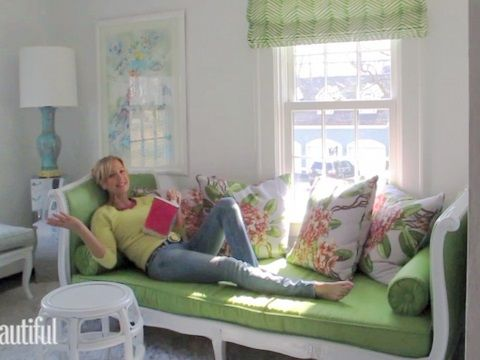 Flea market flip lara spencer 517925288 c hgtv Lara spencer decorating