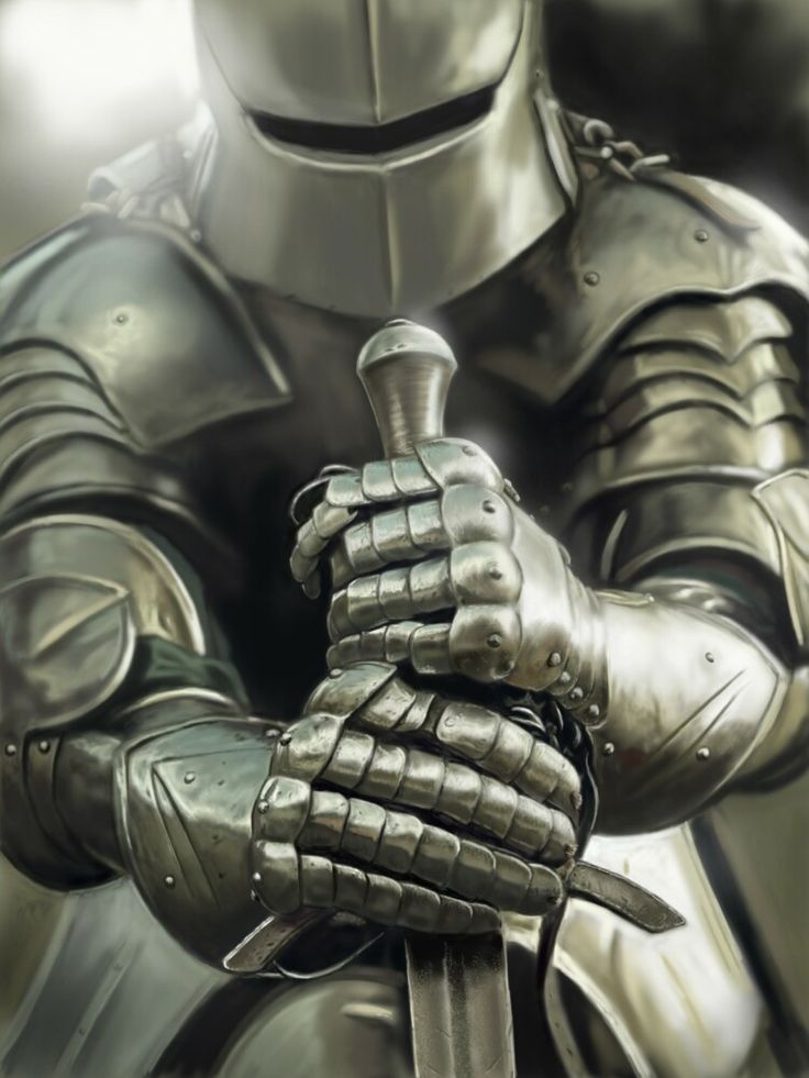 Knight  Digital painting  Asus 580CA + Z stylus