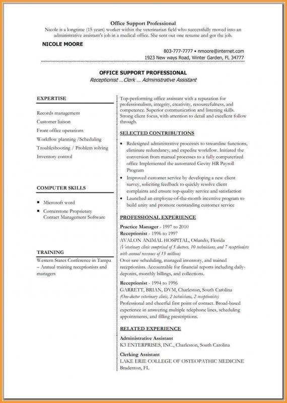 Training Outline Template Medical Resume Template Medical Resume Resume Template Professional