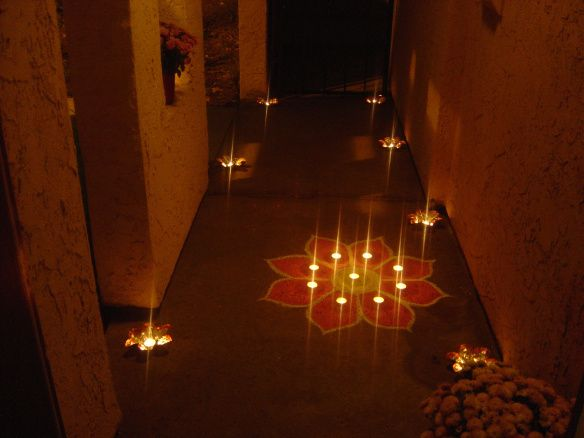 Diwali Decoration | Art Everyday