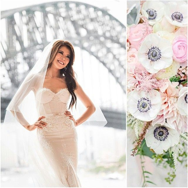 Beautiful photo .  Headpiece by @viktorianovak  Photography @danielgriffithsphoto  Make up  @sally_studio  Hair @thebridalhairco  #InbalDror #Hautecouture #Weddinggown