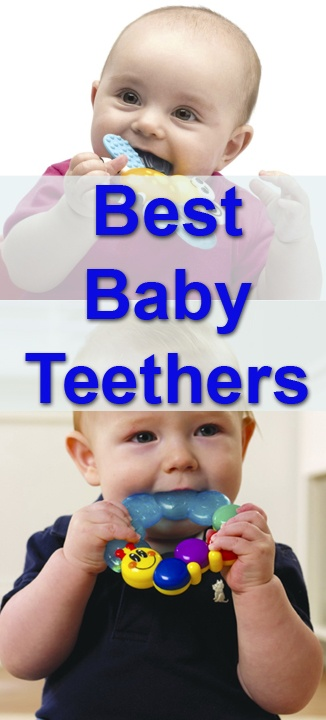 Tips for helping teething babies.