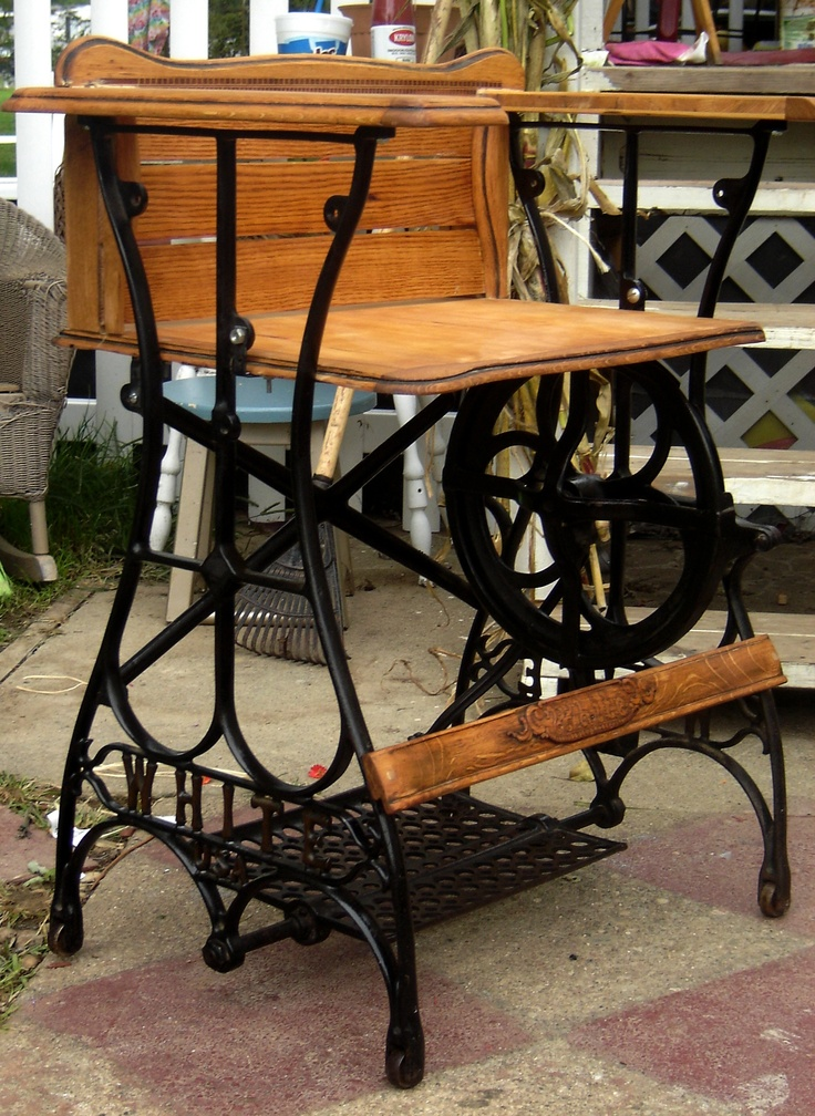 46 Best Treadle Sewing Bases Images On Pinterest