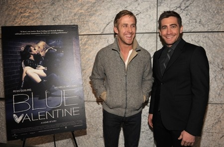 Celebs attend Blue Valentine screening