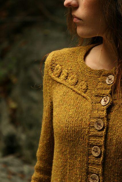 Ravelry: Twigs and Willows pattern by Alana Dakos, knitting pattern