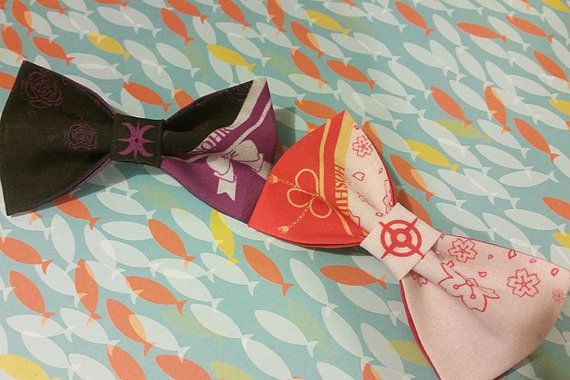 Fire Emblem Fates bow by Sirenlovesyou on Etsy