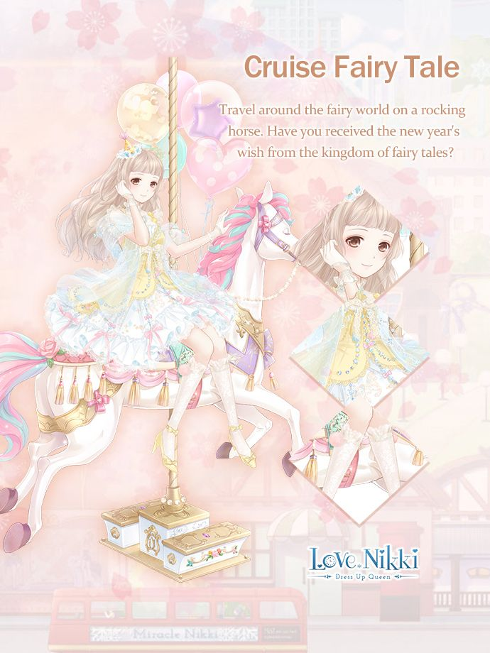 Pin On Clothes In Love Nikki Dress Up Queen