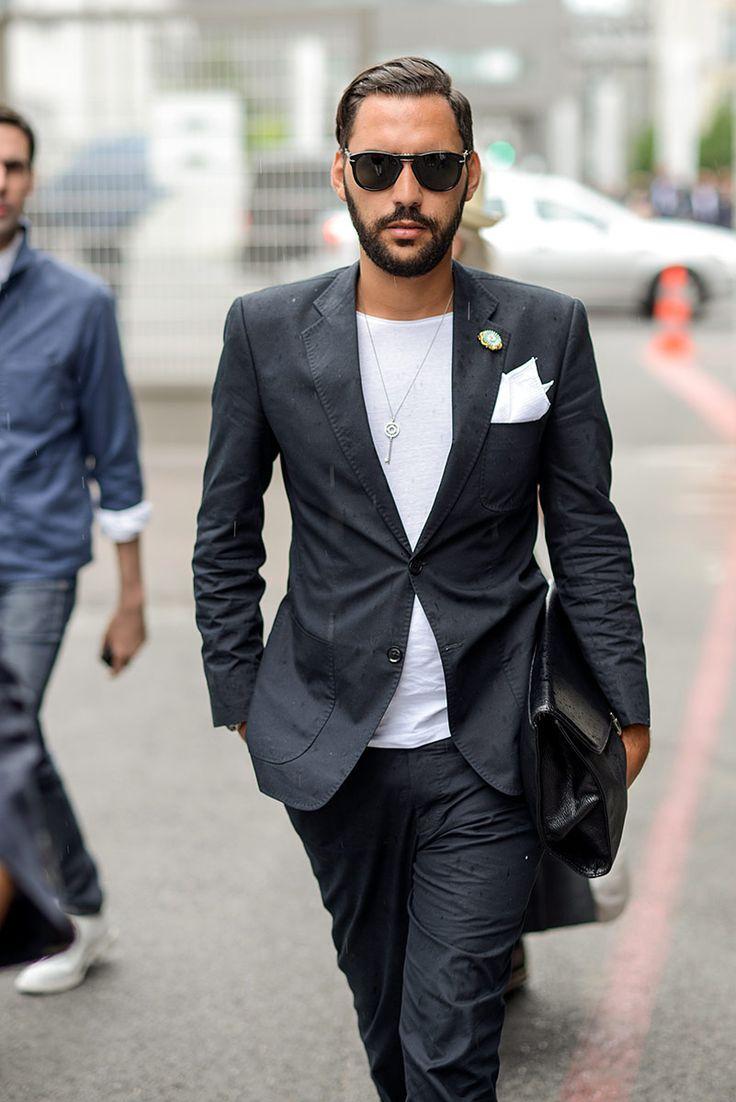 moda de verano 2015 | Street Style Moda Hombre Primavera Verano 2015