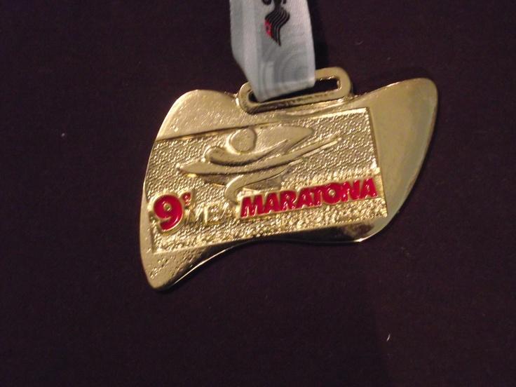 1ª medalha de corrida !!!!