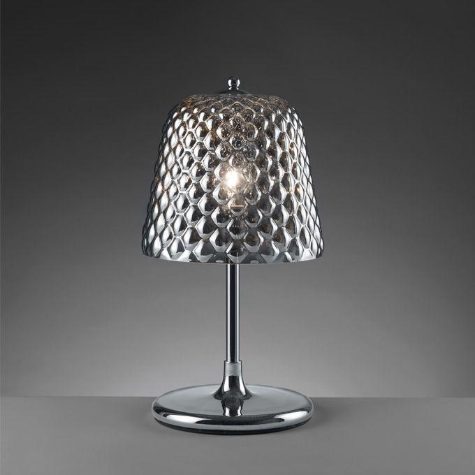 LAMPADA QUILTED lampada da tavolo 'quilted' con struttura in