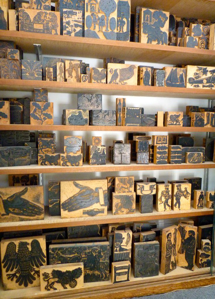 Artist Studio | The North London home of the artist David Gentleman