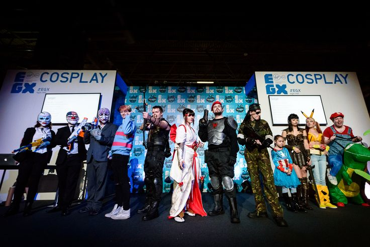 EGX 2016 finished with few record-breaking achievements