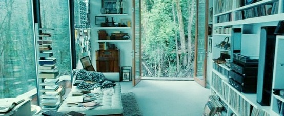 Edward cullen 39 s bedroom home inspiration twilight - Edwards house in twilight ...