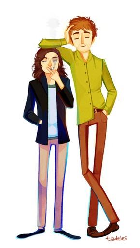 Thomas & Guy-Manuel sketch. LoL