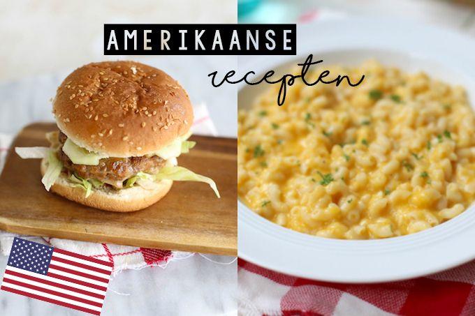 Op zoek naar klassieke Amerikaanse recepten? Wij hebben vijf typische Amerikaanse gerechten uitgezocht en onder elkaar gezet. Bekijk hier onze top 5.