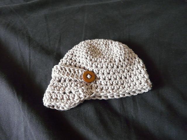 Ravelry: Baby Newsie Hat pattern by Donnetta Johnson