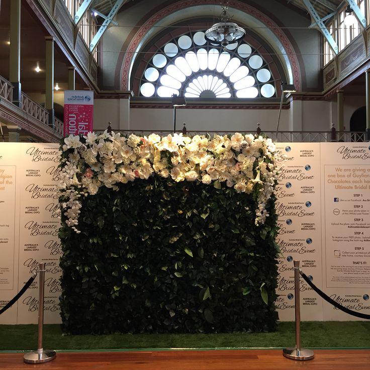 Bridal Expo Melbourne #whiteluxe #flowerwallsmelbourne #floral #floralwall #flower #flowers #flowery #flowerstagram #flowersofinstagram #flowerstalking #flowerporn #silkflowers #style #styling #wedding #wedspo #weddings #birthday #party #events #celebration #hire #melbourne #happy #love #grateful #rose #peony #beauty